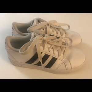 Leather Sneakers, worn twice